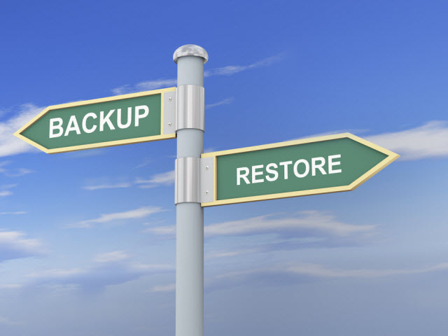 Backup-Disaster-Recovery